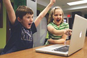 גולשים ברשת אטרקציות דיגיטליות לילדים בימי קורונה