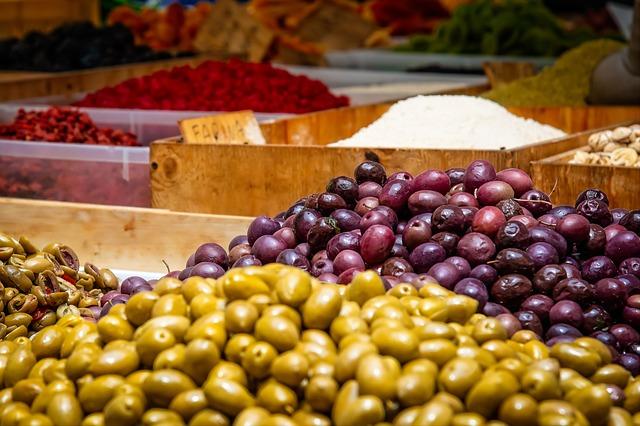 שוק מרוקאי - אטרקציה קולינרית לאירועי חינה